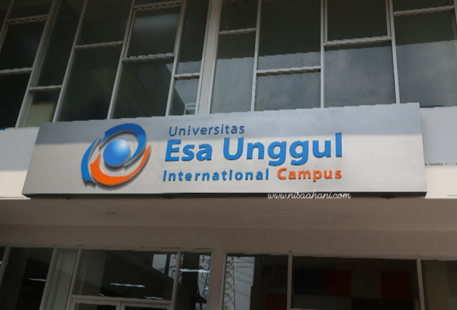 Kelas Internasional Universitas Esa Unggul