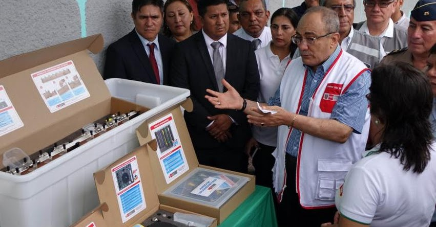 Regiones ya cuentan con materiales educativos para escolares, informó el Ministerio de Educación - www.minedu.gob.pe