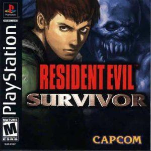 Download Resident Evil: Survivor (2000) PS1 Torrent