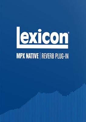 Cover Box do Plugin Lexicon - MPX Native Reverb 1.0.6