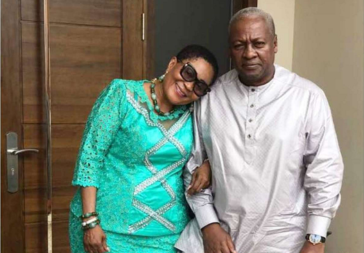 Ex-President Mahama sends Ghanaians Xmas greetings card