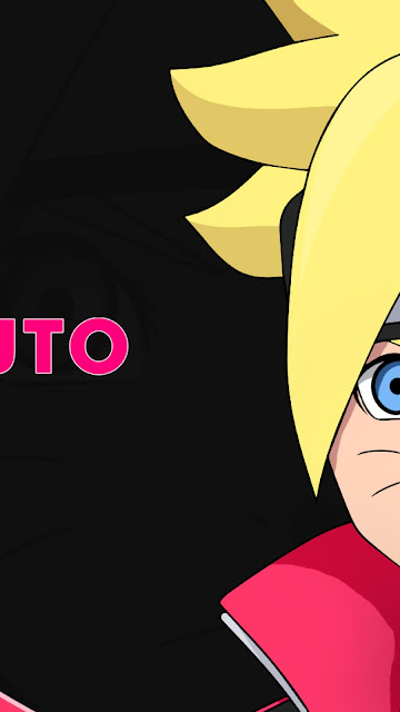 wallpaper boruto