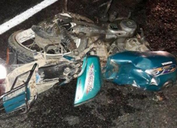 Em Mata Grande, colisão entre motocicleta e caminhão resulta na morte de um homem