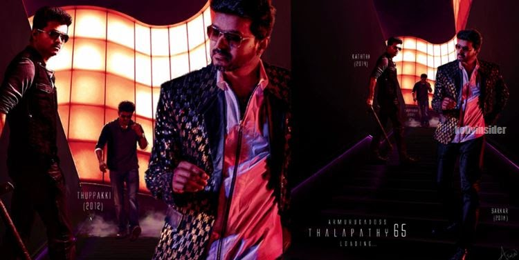 Thalapathy 65 is not Thuppakki sequel
