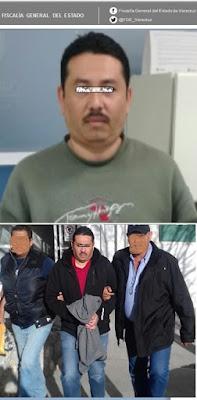 Realiza Fiscalía Regional Cosamaloapan detención en Chihuahua