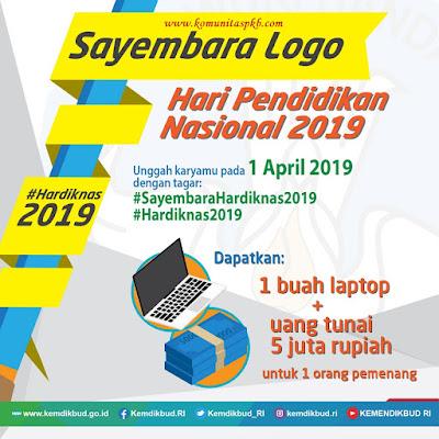 Sayembara Desain Logo Peringatan Hardiknas 2019