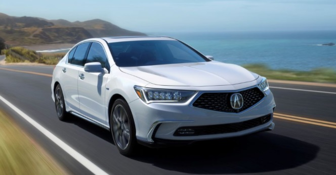 Acura RLX discontinue