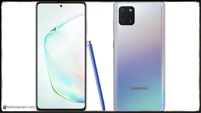 Samsung Galaxy Note 10 Lite Propelled In India With S Pen Support, 4,500mAh Battery: Everything About Specs, Details