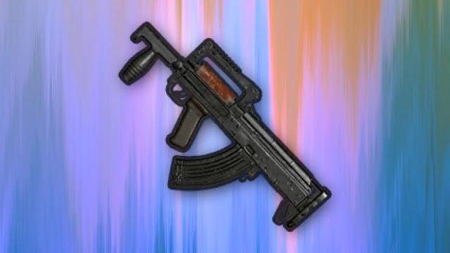 Senjata Assault Rifle PUBG - Groza