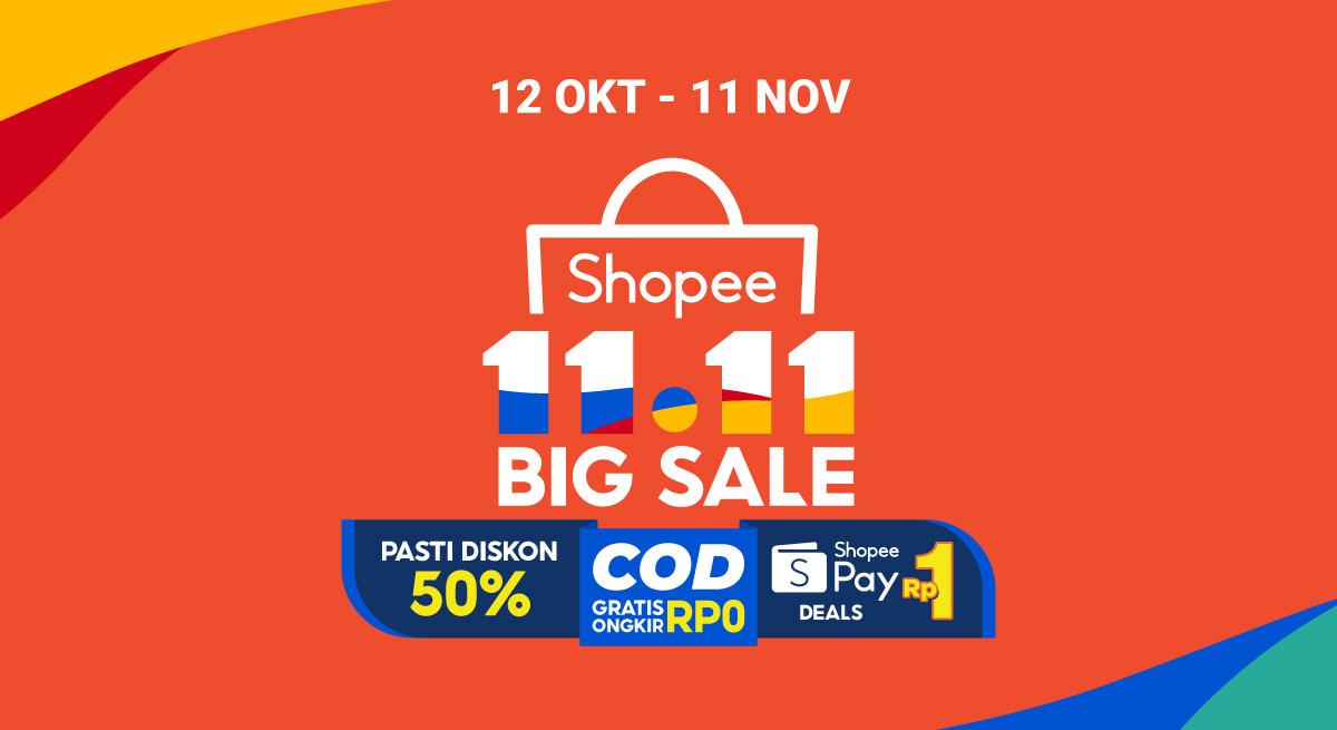 shopee big sale 11.11