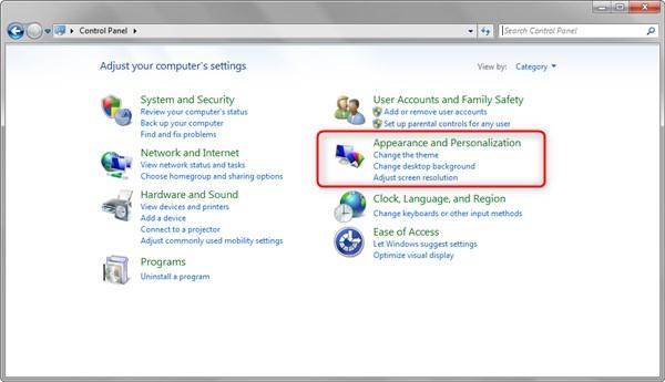 cara menampilkan ekstensi file di windows 7