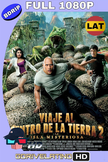 Viaje 2: La Isla Misteriosa (2012) BDRip 1080p Latino-Ingles MKV
