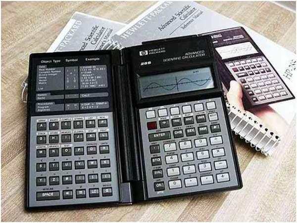 Kalkulator ilmiah canggih
