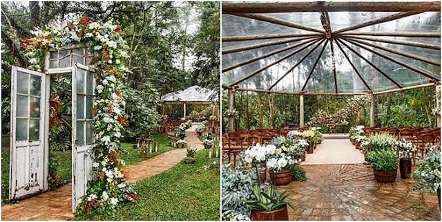 decoração casamento karol pinheiro