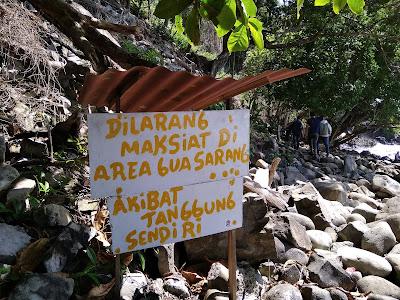 Destinasi Gua Sarang di Sabang yang Wajib Kamu Kunjungi