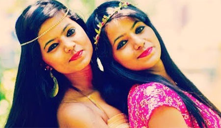 Fame Mani & Felina, Melina Khatijah Dubsmash