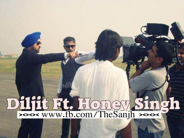 The Sanjh Diljit Dosanjh Honey Singh [New Upcoming Album ...