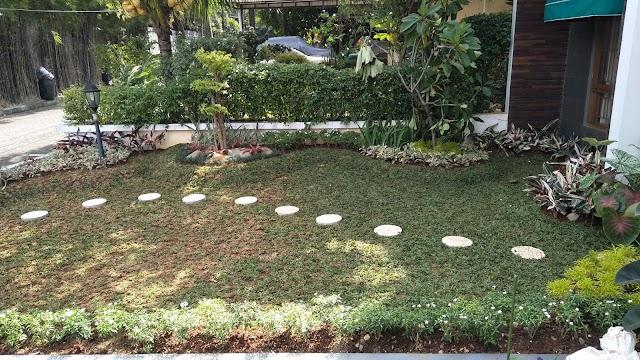 Jasa pembuatan taman bekasi