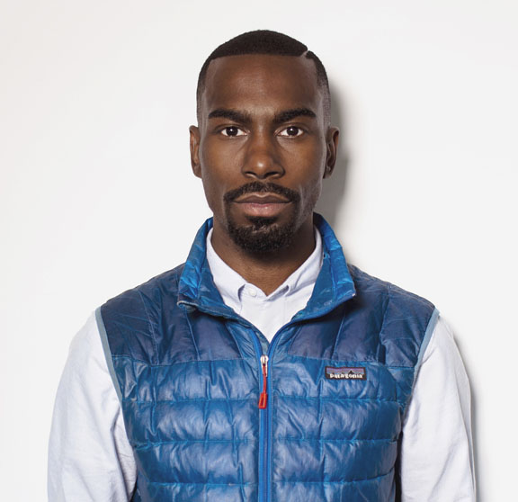 A Conversation with Civil Rights Activist DeRay McKesson on line through Apr. 22