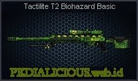 Tactilite T2 Biohazard Basic