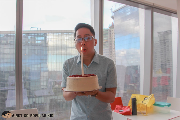 Renz Cheng's Birthday celebration in 2019, BGC