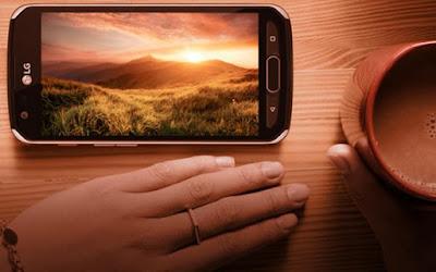 ponsel android berstandard militer LG X Venture, Hp android berstandard militer Terbaru LG