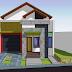 Desain Rumah Tinggal Betokan