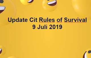 Link Download File Cheats Rules of Survival 9 juli 2019