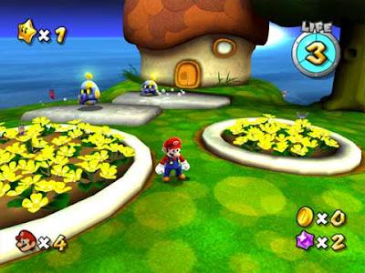 ''Super Mario Galaxy'' per Nintendo Wii