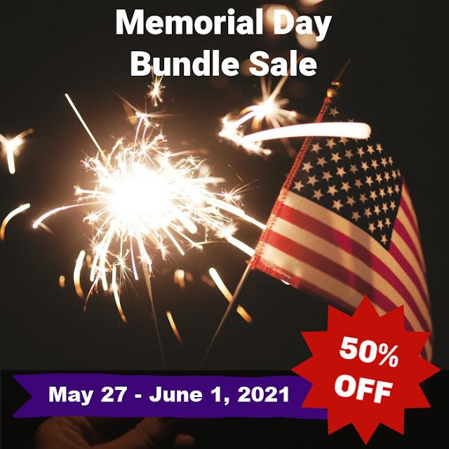Memorial Day Bundle Sale