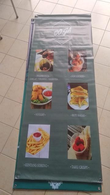 Buat Banner Cafe