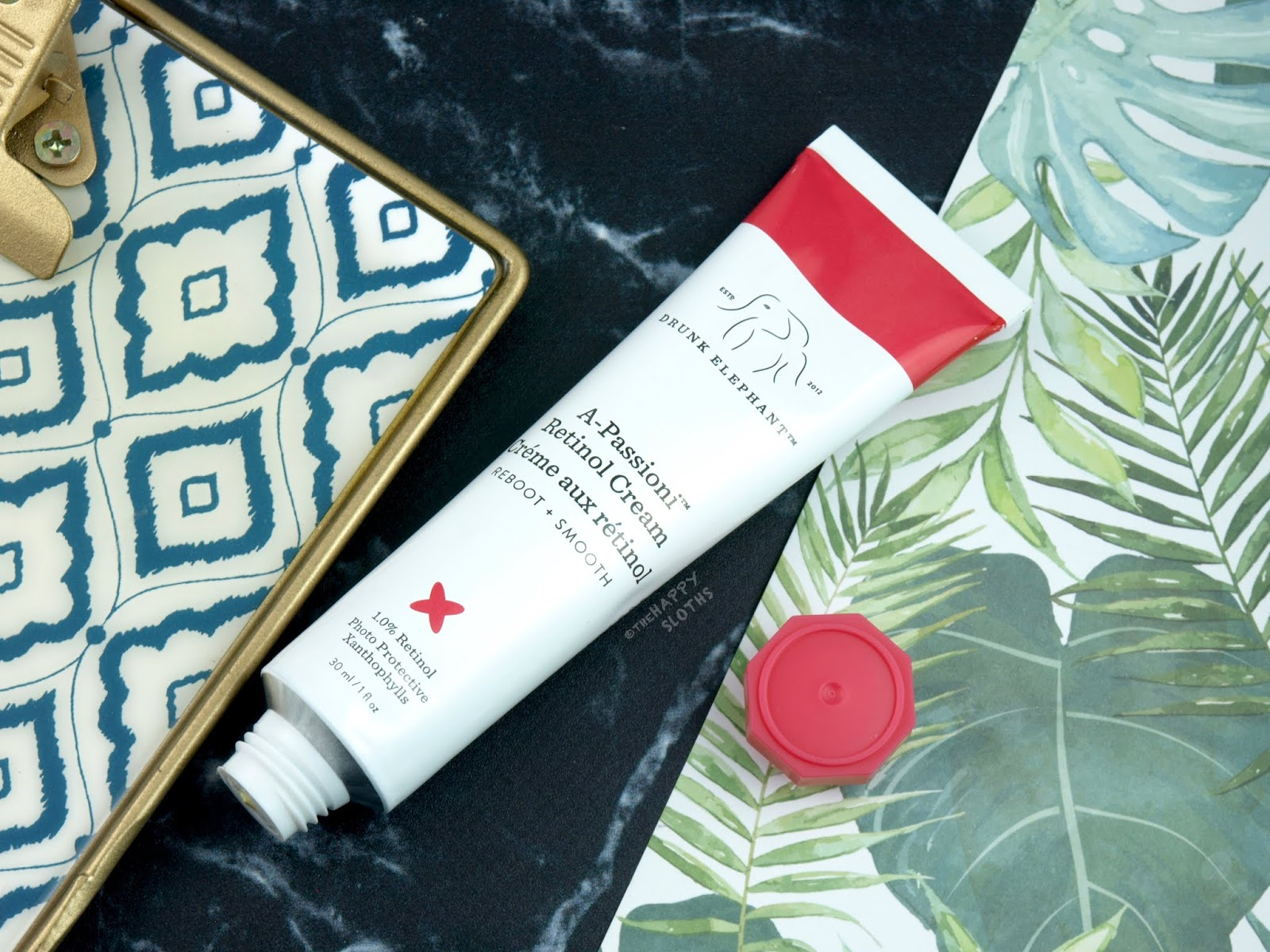 Drunk Elephant | A-Passioni Retinol Cream: Review