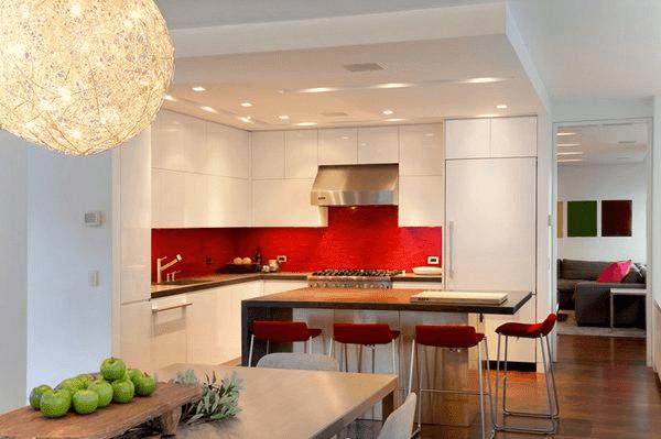Desain Dapur Berbentuk L Untuk Rumah Anda