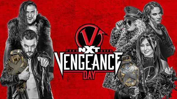 عرض WWE NXT TakeOver : Vengeance Day 2021 كامل