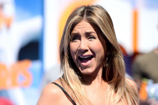 'That's Karma for You': Jennifer Aniston on Brangelina Breakup