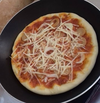 Resep Pizza Sederhana Pakai Teflon Cocok Untuk Pemula