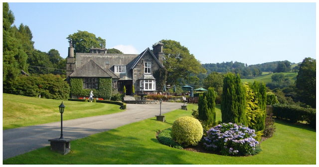 Broadoaks Hotel, Windermere, Lake District