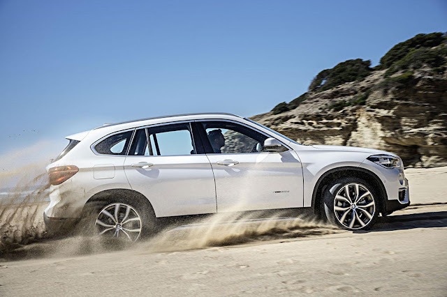 2016 Bmw X1 Specs High Resolution