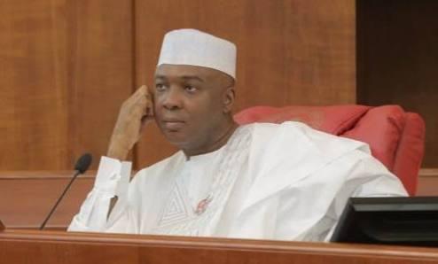 PDP Submits Saraki's Name To INEC As Senatorial Candidate
