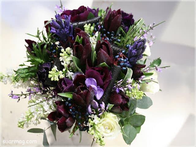 اجمل بوكيه ورد 9   best flowers bouquet 9