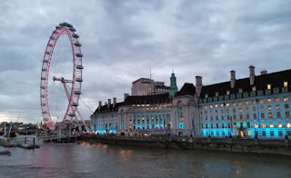 London Eye, la noria más alta de Europa.