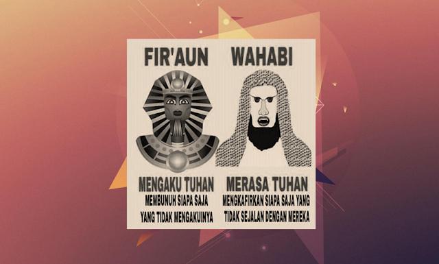 wahabi cemburu kepada sufi