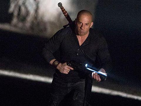 Film The Last Witch Hunter. Duet Vin Diesel dan Elijah Wood