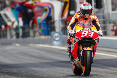 Lagi, Marquez Tercepat di Latihan Ketiga GP Catalunya