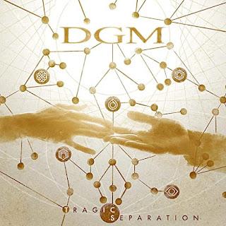 """Ο δίσκος των DGM """"Tragic Separation"""""""
