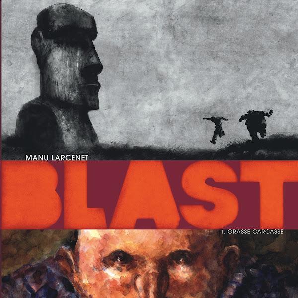 Blast de Manu Larcenet