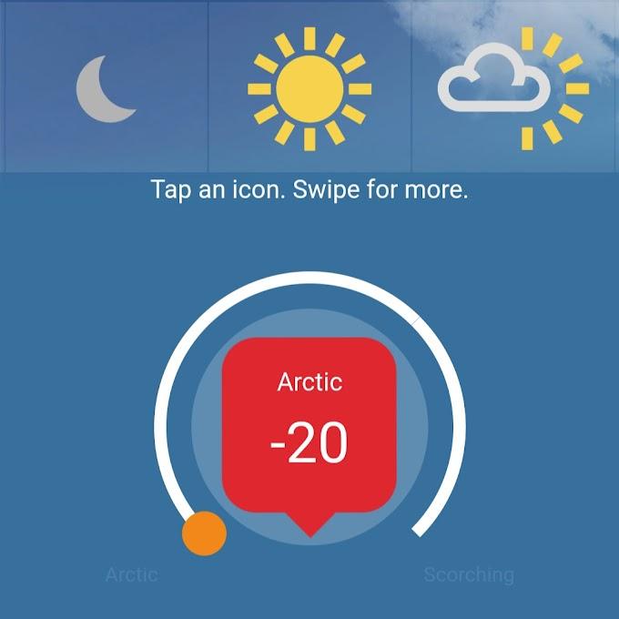#172イギリスの気温の表し方 Arctic? Scorching?
