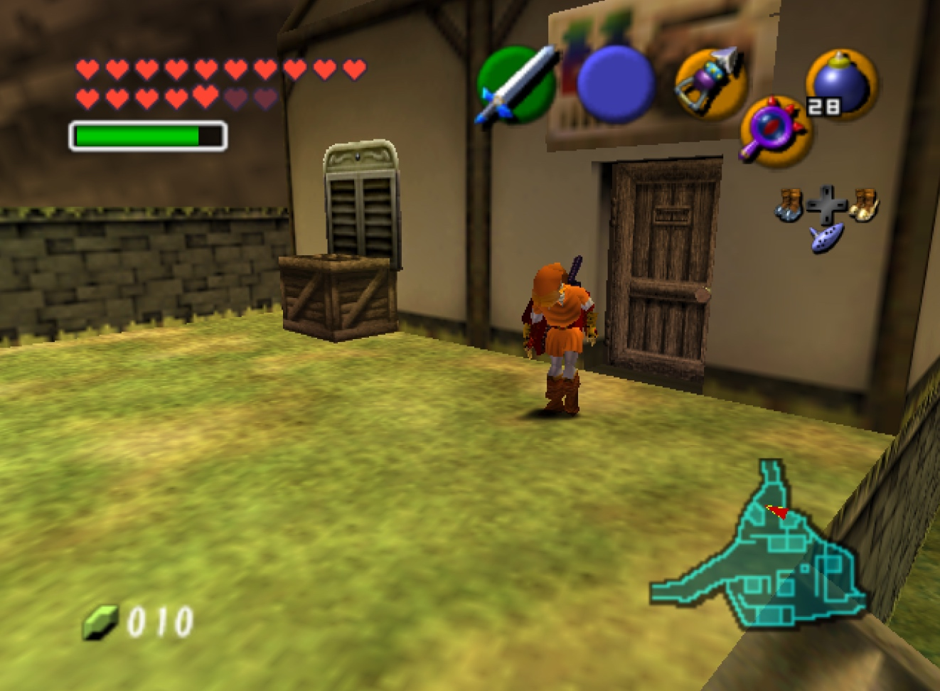 Alistair Aitcheson Games: Why is the Ocarina of Time
