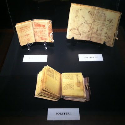 Facsimile of Da Vinci's Notebooks