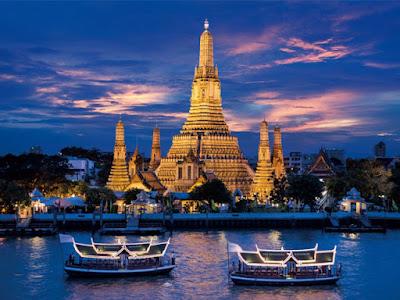 Những địa điểm nổi tiếng Du lịch Cánh Chim Việt